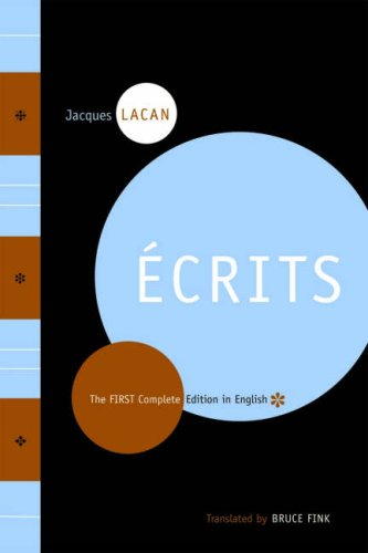 Ecrits: The First Complete Edition in English 9780393329254