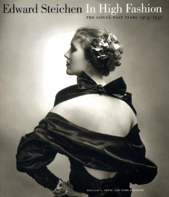 Edward Steichen: In High Fashion: The Cond Nast Years, 1923-1937 9780393066777