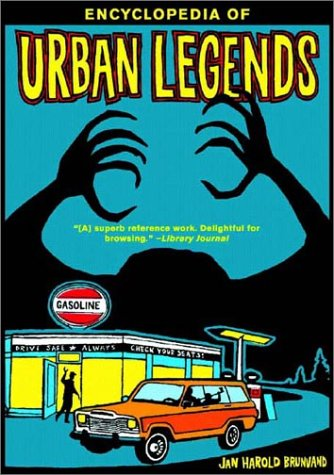 Encyclopedia of Urban Legends 9780393323580