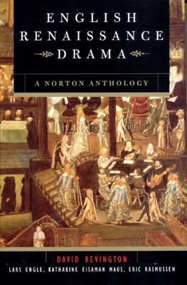 English Renaissance Drama 9780393976557