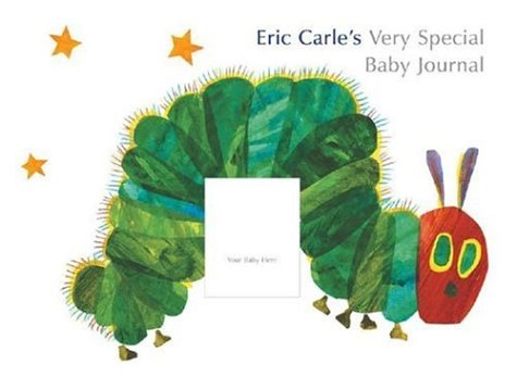 Eric Carle's Very Special Baby Journal 9780399246678