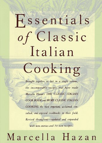 Essentials of Classic Italian Cooking 9780394584041