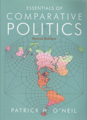 Essentials of Comparative Politics 9780393928761