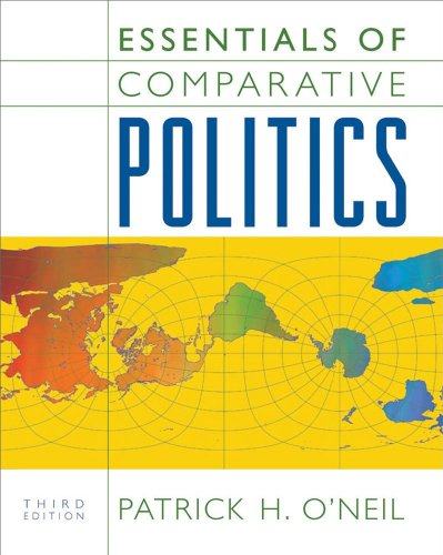 Essentials of Comparative Politics 9780393933765