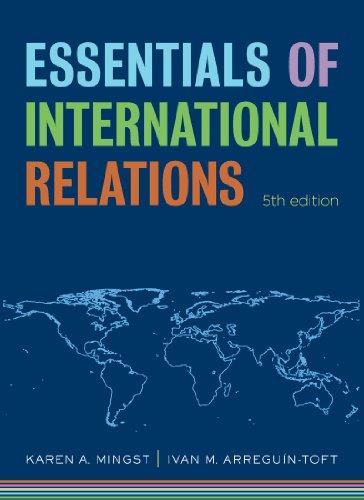 Essentials of International Relations 9780393935295