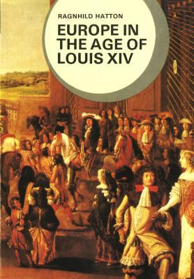 Europe in the Age of Louis XIV 9780393950922