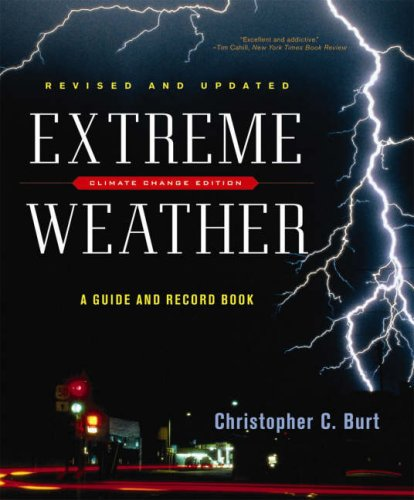 Extreme Weather: A Guide & Record Book 9780393330151