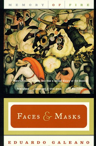 Faces and Masks 9780393318067