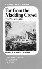 Far from the Madding Crowd Far from the Madding Crowd 1203696