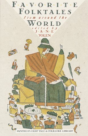 Favorite Folktales from Around the World 9780394751887