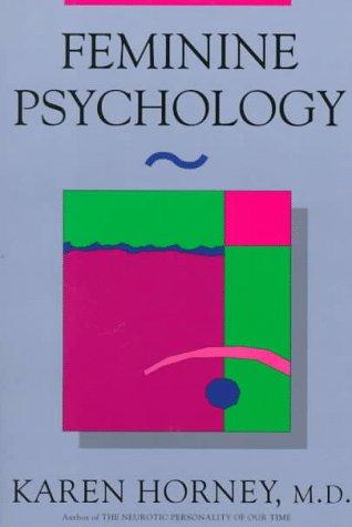 Feminine Psychology 9780393310801