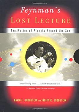Feynman's Lost Lecture: The Motion of Planets Around the Sun [With CDROM] 9780393319958