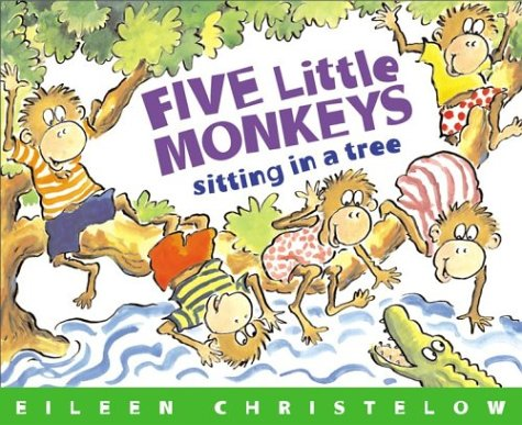 Five Little Monkeys Sitting in a Tree