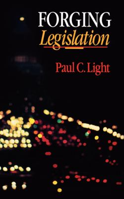 Forging Legislation 9780393960716