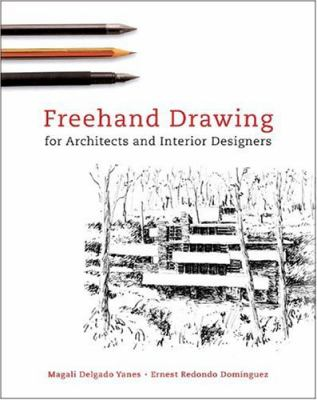 FreeHand Drawing for Architects and Interior Designers 9780393731798