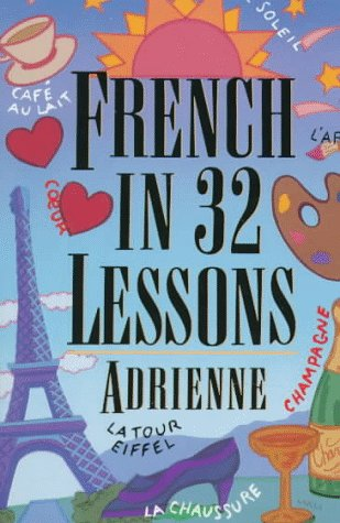 French in 32 Lessons 9780393316476