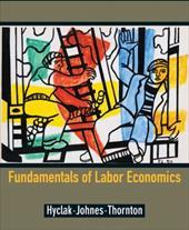 Fundamentals of Labor Economics