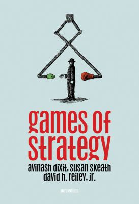 Games of Strategy 9780393931129