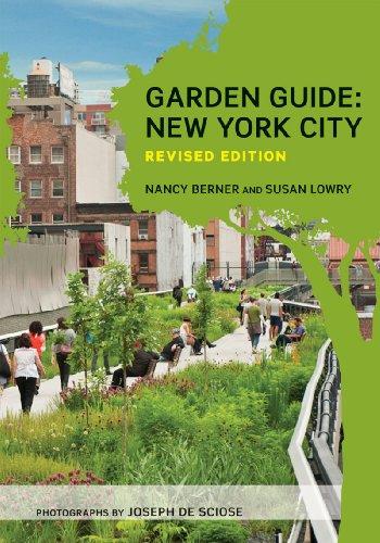 Garden Guide: New York City 9780393733075