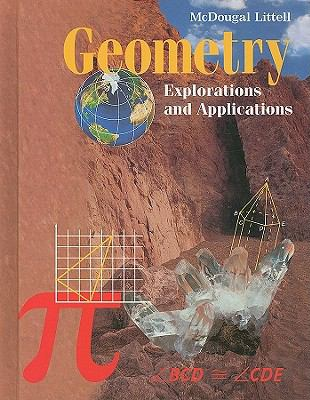 Geometry Explanations and Applications 9780395722855