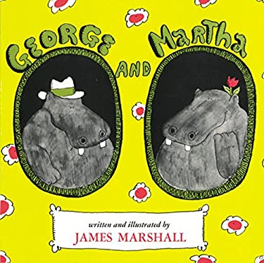 George and Martha Back in Town 9780395166192