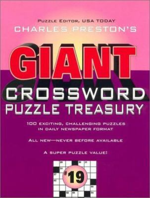 Giant Crossword Puzzle Treasury #19 9780399528224