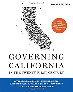 Governing California in the Twenty-First Century 9780393919158