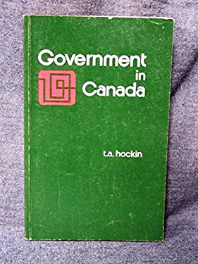 Government in Canada 9780393092943