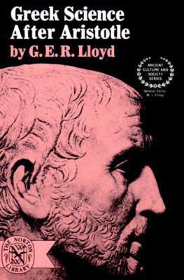 Greek Science After Aristotle 9780393007800