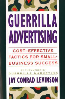 Guerrilla Advertising 9780395687185