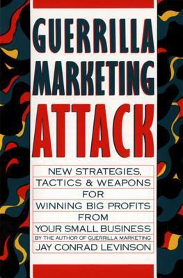 Guerrilla Marketing Attack 9780395502204
