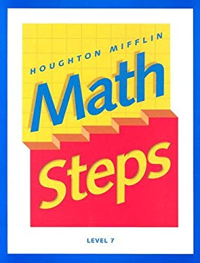 HM Math Steps, Level 7 9780395985397