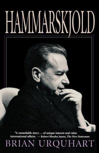 Hammarskjold 9780393312539