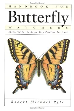 Handbook for Butterfly Watchers 9780395616291