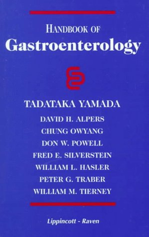 Handbook of Gastroenterology 9780397514274