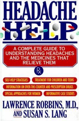 Headache Help Pa 9780395707517