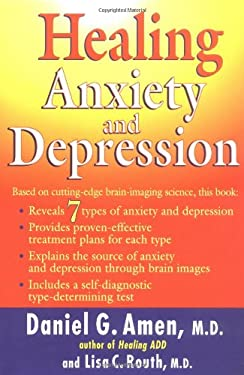 Healing Anxiety and Depression 9780399150364
