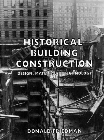 Historical Building Construction 9780393702002