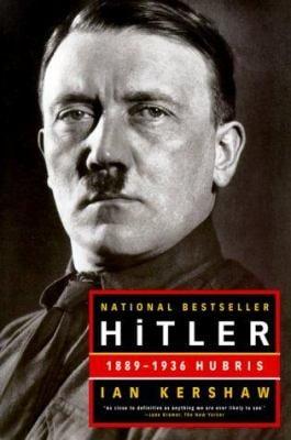 Hitler: 1889-1936: Hubris 9780393320350