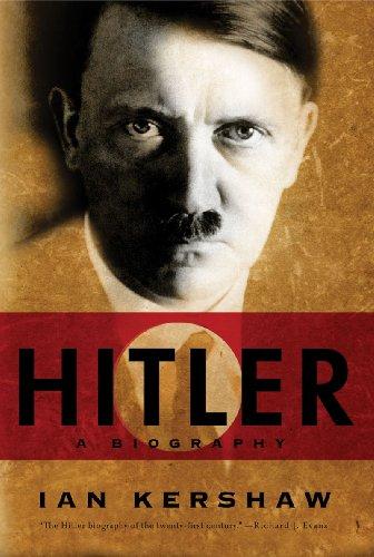 Hitler: A Biography 9780393337617