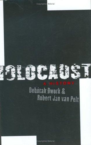 Holocaust: A History 9780393051889