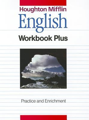 Houghton Mifflin English: Workbook Plus Practice & Enrichment Imp Level 4 9780395502921
