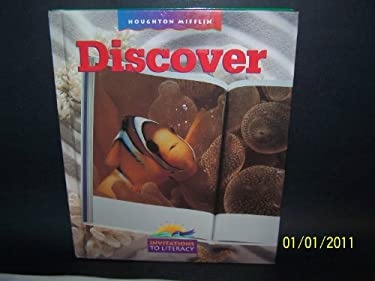 Houghton Mifflin Invitations to Literature : Student Anthology Level 1. 5 Discover 1997