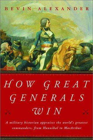How Great Generals Win 9780393323160