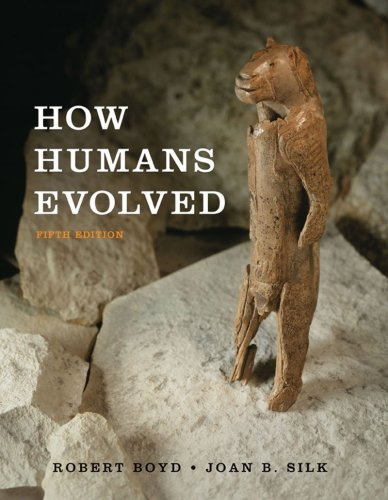 how humans evolved 7th edition pdf download