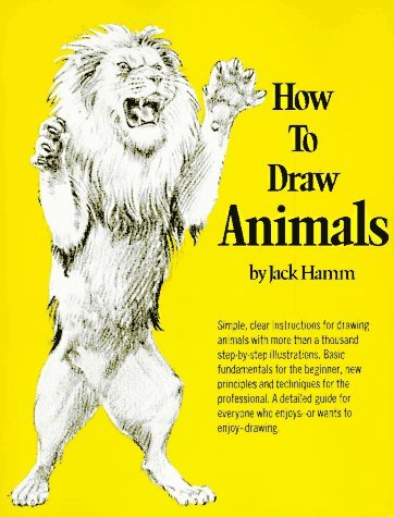 How to Draw Animals 9780399508028