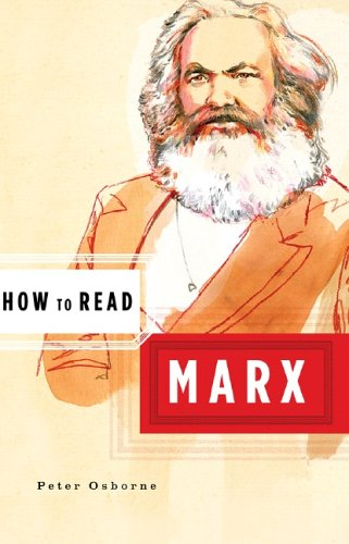 How to Read Marx: 9780393328783