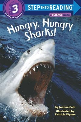 Hungry, Hungry Sharks 9780394874715