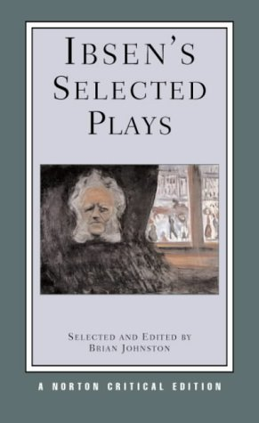 Ibsen's Selected Plays 9780393924046