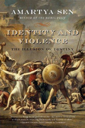 Identity and Violence: The Illusion of Destiny 9780393329292